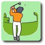ゴルフスイングのシャンクを直す